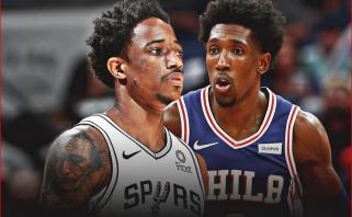"""""""Spurs"""" lyderis ir """"76ers"""" naujokas - NBA savaitės MVP"""