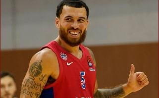 Varžovus tiesiog sumindęs CSKA - A.Gomelskio taurės finale