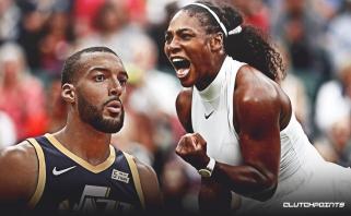 R.Gobertas apsijuokė parašęs ne tai Serenai Williams