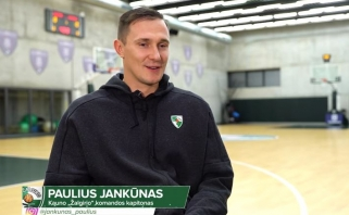 """P.Jankūnas ir V.Micičius turi ką pasakyti apie """"Crvena Zvezda"""" (video interviu)"""