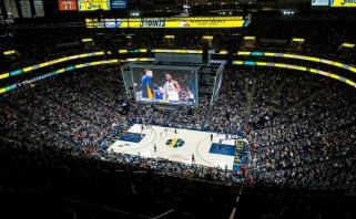 """2023 metų NBA """"Visų žvaigždžių"""" renginys vyks Sol Leik Sityje"""