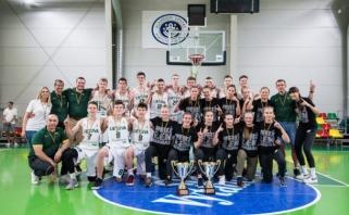 Tarptautiniame R.Šiškausko turnyre - Lietuvos komandų triumfas