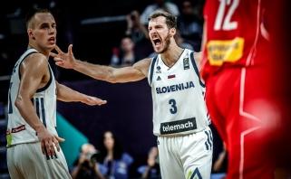 Europos krepšinis turi naują karalių - Slovėniją!