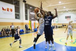 """""""Kibirkštis"""" pergale baigė sezoną Rytų Europos krepšinio lygoje"""