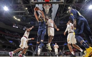 """Sabonis """"Pacers"""" lyderio vaidmenį išlaikė antrose rungtynėse iš eilės"""