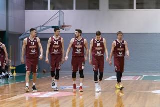 """Trečią kartą žalgiriečius įveikęs """"Delikatesas"""" - NKL ketvirtfinalyje"""