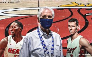 """P.Riley: """"Lakers"""" titulas visada bus su išimtimi dėl Dragičiaus ir Adebayo traumų"""