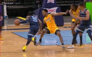 Du įspūdingi Valančiūno bendraklubio Moranto reidai – NBA momentų dešimtuke