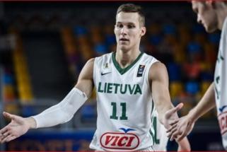 """T.Sedekerskis grįžo į Lietuvą - žais """"Neptūne"""""""