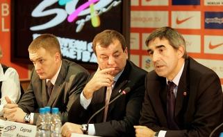S.Kuščenka: pirmus du-tris metus VTB lyga tikrai gaus Eurolygos vardinius kvietimus