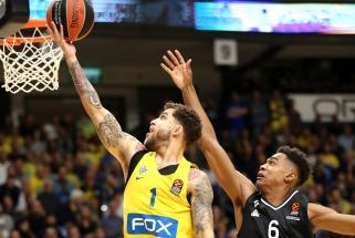 """""""Maccabi"""" iš Prancūzijos čempionų paliko šlapią vietą"""