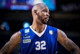 """""""Lietuvos ryto"""" varžovų gretose - NBA patirties turintis ir pernai Estijoje žaidęs """"centras"""""""