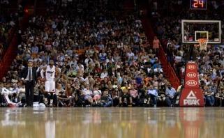 """""""Heat"""" įspūdingu vaizdo klipu atsidėkojo 13 metų klubui atidavusiam D.Wade'ui"""