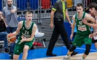 """""""Žalgirio"""" jauniai prasibrovė į turnyro Čekijoje finalą"""