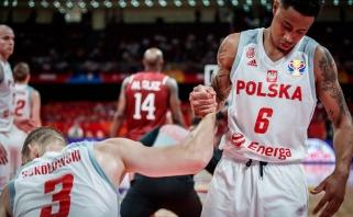 """Lenkijos rinktinės amerikietis nutraukė kontraktą su """"Gran Canaria"""" beveik iškart po jo pasirašymo"""