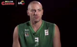 O.Mačernis: Urlepas griežčiausias treneris, pas kurį man yra tekę žaisti (interviu)