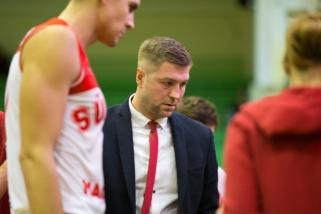 Antrą nesėkmę paeiliui patyrusių NKL čempionų treneris: nuovargius jautėsi, bet varžovo taip pat neįvertinome