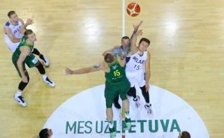 Lietuvos vyrų krepšinio rinktinė turi naują rėmėją
