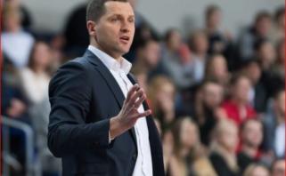 T.Gaidamavičius: prieš mėnesį pakvietė asistentu, po poros savaičių - vyr. treneriu