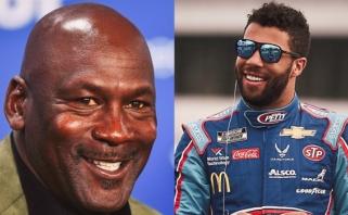 M.Jordanas ėmėsi naujos veiklos: nusamdė vienintelį juodaodį populiariausiose JAV lenktynėse