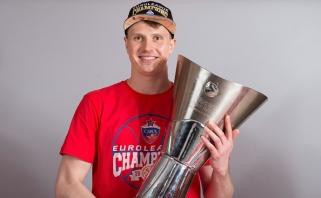 Rekordininkas A.Voroncevičius oficialiai paliko CSKA (jausmingas komentaras)