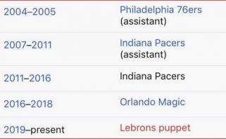 """Naujasis """"Lakers"""" treneris F.Vogelis """"Wikipedia"""" pažymėtas kaip """"Lebrono marionetė"""""""