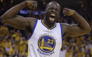 D.Greenas: esu geriausiai besiginantis žaidėjas NBA istorijoje – 100 procentų