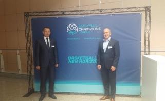 """""""Neptūnas"""" sužinojo FIBA Čempionų lygos varžovus (O.Kurausko komentaras)"""