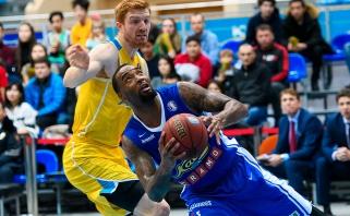 D.Kairio treniruojami Estijos čempionai sutriuškinti Kazachstane