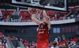 Kuzminskas – Europos taurės turo MVP, Kalnietis – penketuke