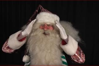 """Kalėdų senelis: """"Apsilankymas """"Žalgirio"""" arenoje - džiaugsmas neišpasakytas"""""""