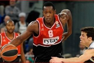 Buvęs LKL sezono MVP Palaciosas grįžta rungtyniauti į Lietuvą