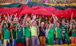 Izraelis laukia Lietuvos sirgalių minios, Sėkla jau buria aistruolių armiją