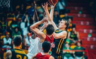 Lietuvos aštuoniolikmečiai iškovojo Europos čempionato bronzą