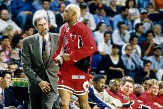 Rodmanas: Ph.Jacksonas kartą pasakė, kad esu geriausias žaidėjas, kurį jam teko treniruoti