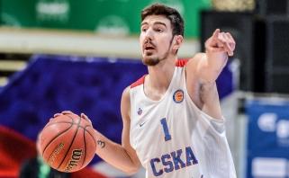 Eurolygos Rusijos klubų dvikovoje Kazanėje užtikrintai laimėjo CSKA