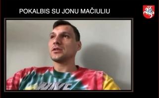 Mačiulis prieš Vilniaus burbulą: tikimės geriausio, bet krepšinyje negali visko nuspėti