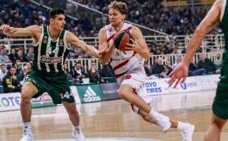 Lietuviai vedė Milano komandą į pergalę prieš L.Lekavičiaus ekipą