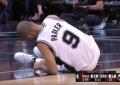 """Geros žinios """"Spurs"""" gerbėjams - T.Parkeris grįš net dviem mėnesiais anksčiau"""