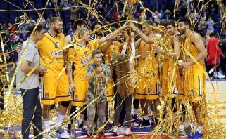 """""""Chimki"""" nutraukė 7 metus trukusią CSKA pergalių seriją A.Gomelskio turnyre"""