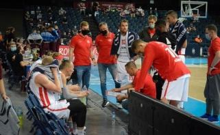 Uteniškiai gavo Europos taurės organizatorių užklausą, bet kvietimo taip ir nesulaukė