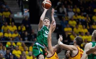 """Eurolygos krepšininkų """"Top 100"""": M. Grigonis – tik aštuntojo dešimtuko pabaigoje"""