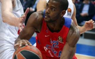 C.Higginsas pratęsė kontraktą su CSKA