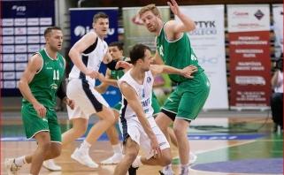 """A.Gudaitis sužaidė sezono mačą, o """"Zenit"""" sutriuškino Ž.Tabako auklėtinius"""