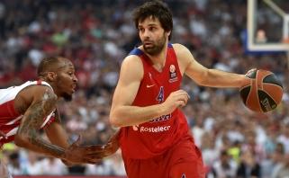 NBA klubų vadovų nuomone, geriausias lygoje nežaidžiantis užsienietis - M.Teodosičius