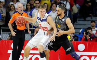 """""""Real"""" su J.Mačiuliu sutriuškino buvusią ACB lyderę Tenerifės ekipą su M.Grigoniu"""