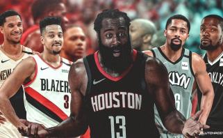 """NBA žaidėjai """"apakę"""" dėl Hardeno atsisakytos milžiniškos sumos Hjustone"""