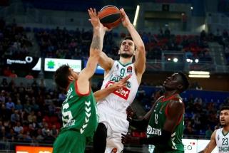 """""""Žalgiris"""" visiškai sujaukė baskų planus, aiškios dvi ketvirtfinalio poros"""