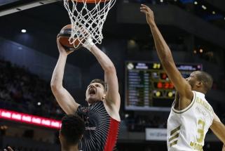 """""""Real"""" viliojamas A.Gudaitis labiau nori išbandyti jėgas NBA"""