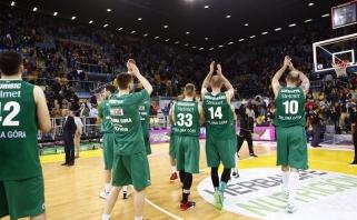 """Europos taurę palieka dar viena ekipa - """"Lietkabelio"""" varžovai Lenkijos čempionai"""
